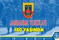 JANDARMA TEŞKİLATI 180 YAŞINDA