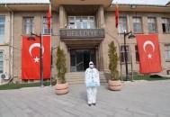"""TÜRKİYE'DE BİR İLK """"MOBİL DEZENFEKTAN"""""""