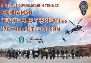BAŞKAN MUSTAFA ÇÖL'ÜN POLİS HAFTASI MESAJI